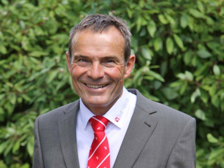 Georg Straßer - Regionalmanager der Stadt